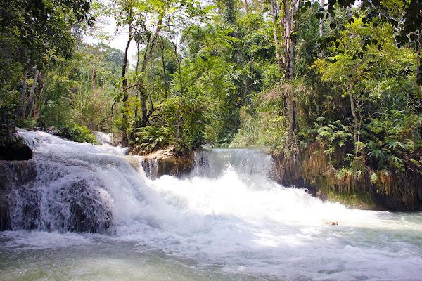 Kouangxi Falls - Luang Prabang