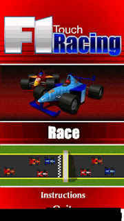 F1 Racing Touch S60v5 S^3 Anna Nokia Belle