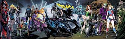 """Cómic: J. Scott Campbell realiza una portada alternativa para """"la boda de batman y catwoman"""""""