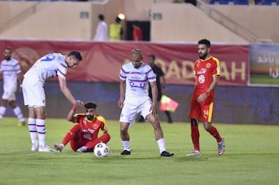 ملخص اهداف مباراة القادسية وابها (1-1) الدوري السعودي
