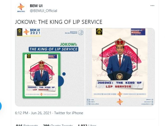 Berani-Ngatain-Jokowi-Pembohong-Ketua-BEM-UI-Ternyata-Bukan-Orang-Sembarangan