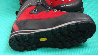 Mammut Mountaineering Boot Vibram Sole