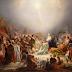 Adoração dos Reis Magos por Domingos Sequeira