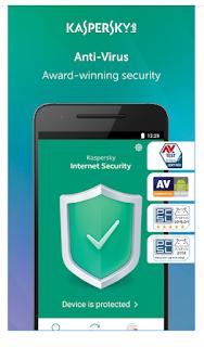 Pengujian Kaspersky Mobile Antivirus