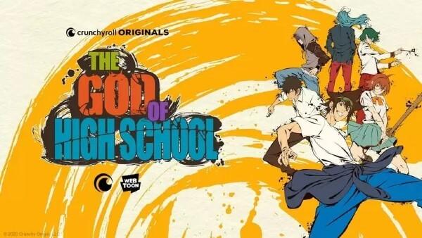 جميع حلقات أنمي The God of High School مترجم
