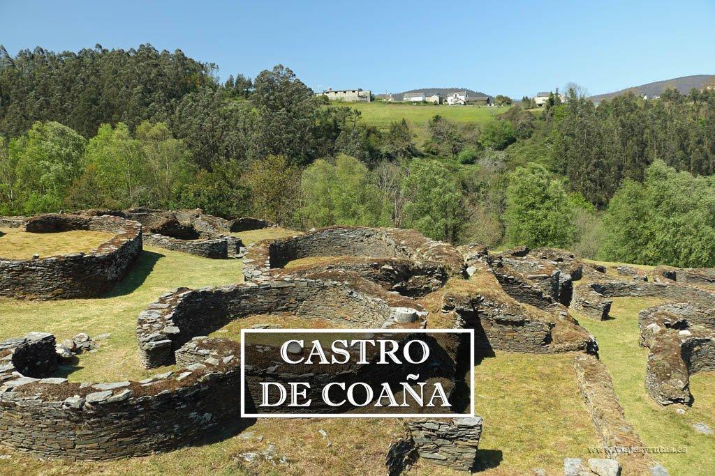 Castro de Coaña, Parque Histórico del Navia - Asturias