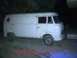 Mobil Ambulance Tanpa Supir