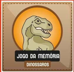 Jogar Jogo da Memória: Dinossauros