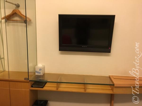Dorsett Mongkok Hong Kong: Comfort Room Review