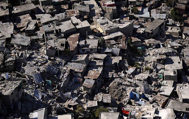 tërmet në Haiti, 12 janar, 2010
