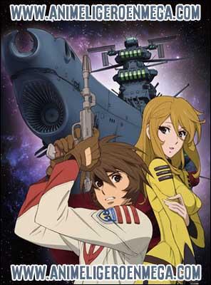 Space Battleship Yamato 2199: Todos los Capítulos (26/26) [Mega - MediaFire - Google Drive] BD - HDL