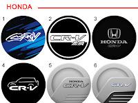 Cover Ban Honda CRV