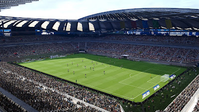 PES 2021 Seoul World Cup Stadium
