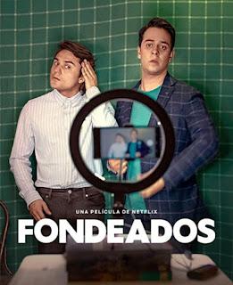 Fondeados [2021] [CUSTOM HD] [DVDR] [NTSC] [Latino]