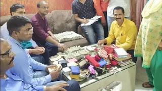 Bihar transport officer accused of running a massive racket of extortion, raids
