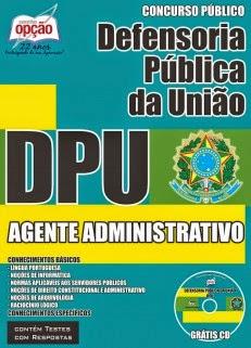 Apostila Defensoria Pública da União 2015.