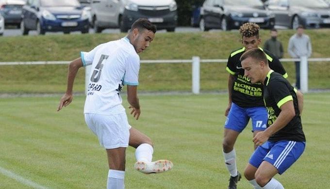 Football Belgique : Interview avec le Belgo-Marocain du club de Virton, Sami El Anabi