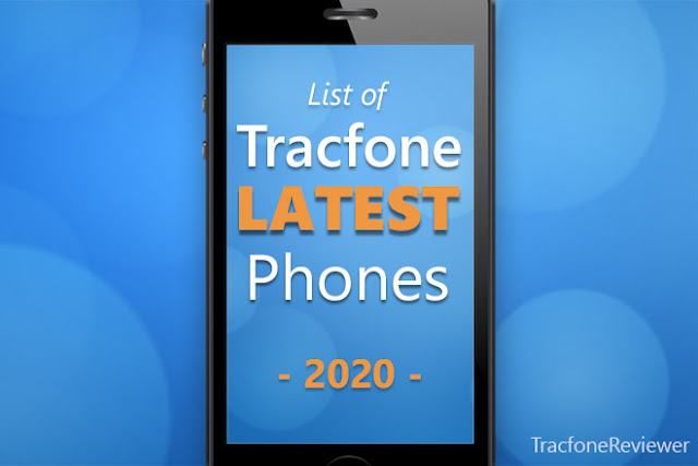 tracfone latest phone 2020
