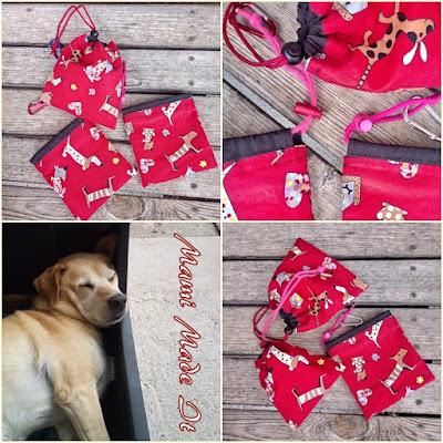 DIY - Leckerlitaschen - Doggie Bags