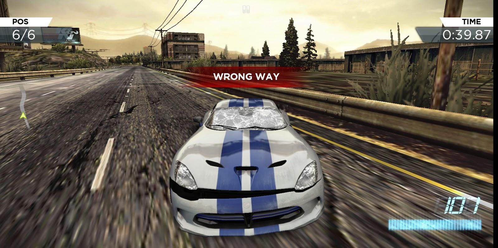 mod apk offline racing games