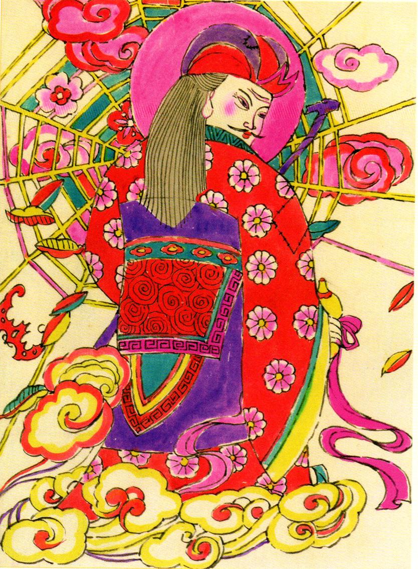 【國際正一道教學院資訊網】 International LSM Cultural Collegium: 《新春文化。送窮神。迎貴人》