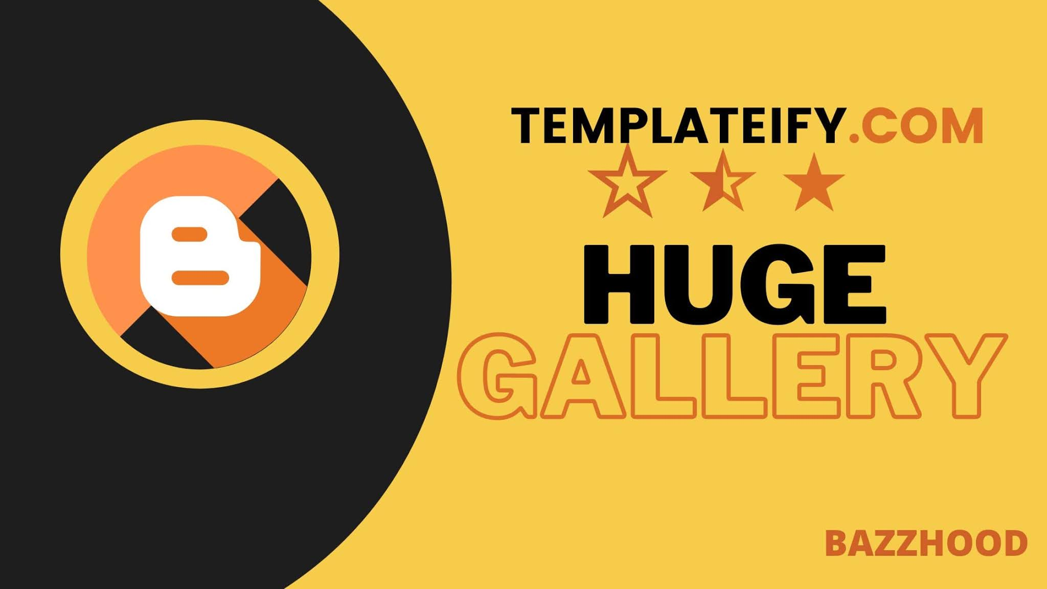 40+ Top Best Templateify Blogger Templates 2021