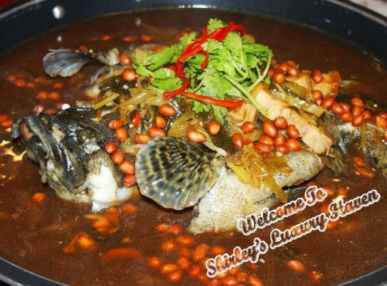 famous kitchen steamed fish