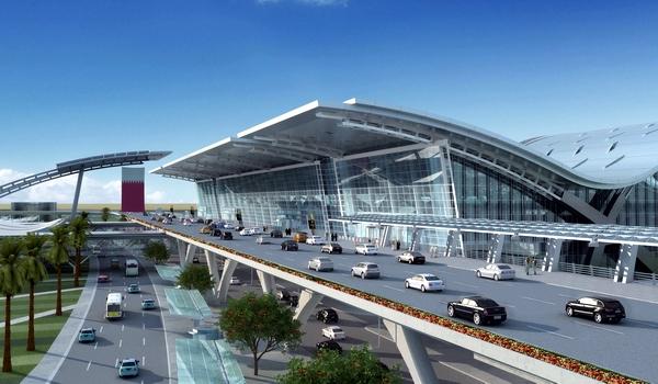 مطار حمد الدولى الدوحة الدولي الجديد Hamad International Airport