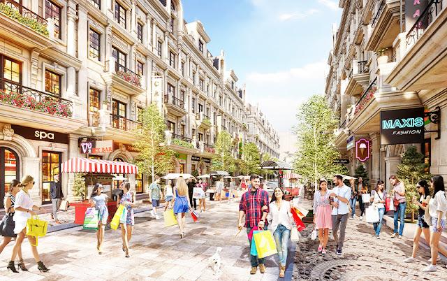 Mở bán biệt thự shophouse shop villas dự án Sunshine Helios Hà Nội Ciputra Tây Hồ