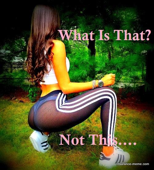 Yoga Pants Meme
