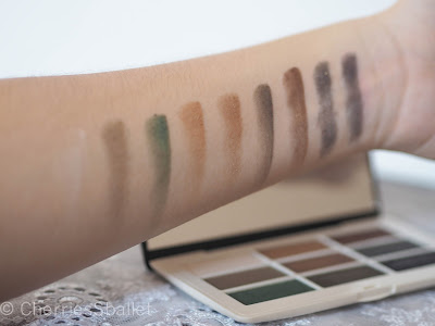 H&M Eye Colour Palette in Super Naturals