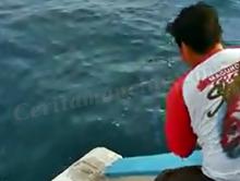 Mancing Ikan Double Strike Spot Mampiran