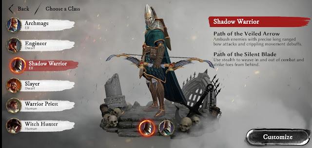 Warhammer odyssey shadow warrior guide