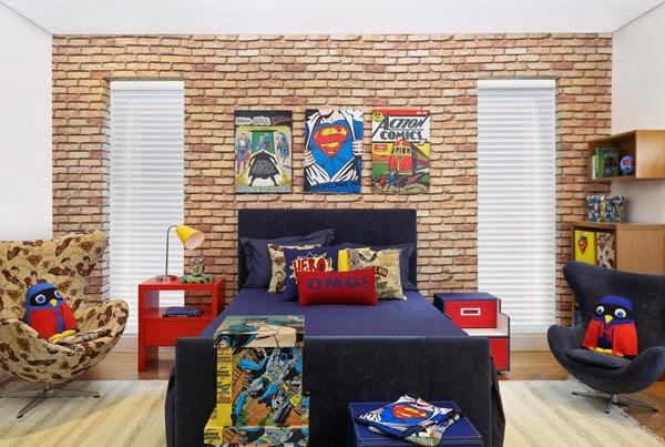 Dormitorio Super Heroes Of 10 Fotos De Habitaciones Tema Superh Roes Dormitorios