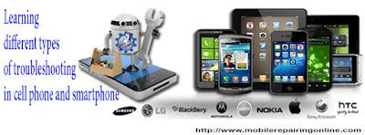 repair mobile phone software problems