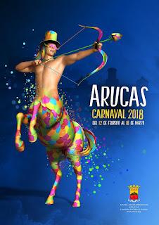 Arucas - Carnaval 2018 - Rubén Lucas García