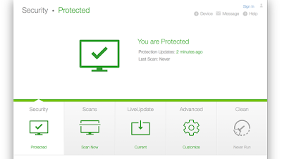 Norton Antivirus Mac Review