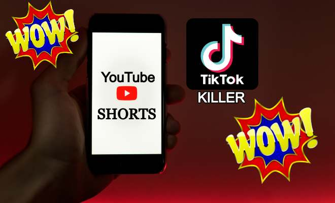 YouTube is Testing for its TikTok-Like 'Shorts' Option