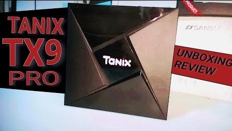 Review De La Tv Box Tanix Tx9 Pro 3GB RAM \ 32 ROM  / Español /  2020