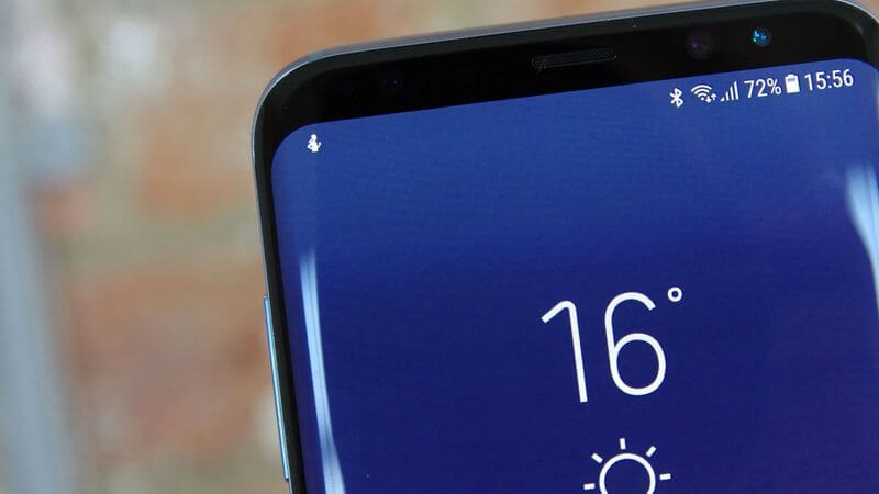Samsung Galaxy S8 (Plus) Review: Screen you look at forever!