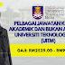 13 Jawatan Kosong di Universiti Teknologi MARA (UITM). Gaji RM2529.00 - RM9643.00