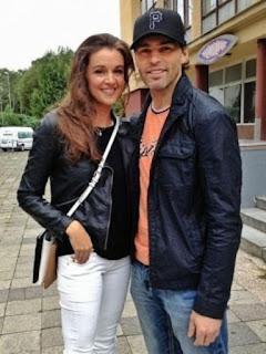 Jaromir Jagr With Ex Girlfriend Kubelkova