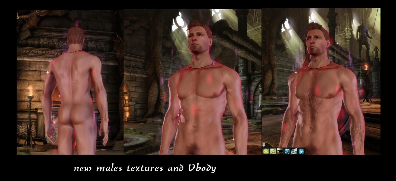 dragon age origins gay character