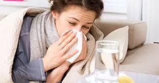 فترات نزلات البرد والانفلونزا