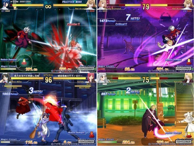 Melty Blood Review