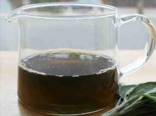شاي المرامية للشعر الابيض او الشيب