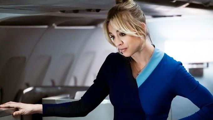 The Flight Attendant: Vuelve nuestra Penny (Kaley Cuoco) más histriónica que nunca