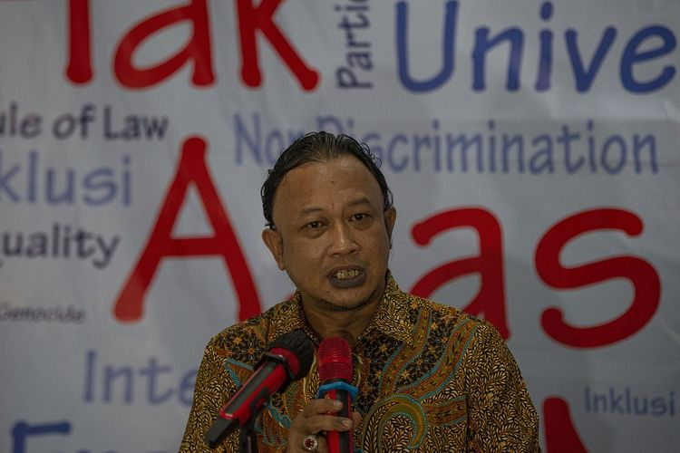Komnas HAM Temukan Bukti 'Diskriminasi' Sasaran TWK ke Beberapa Pegawai KPK Tertentu