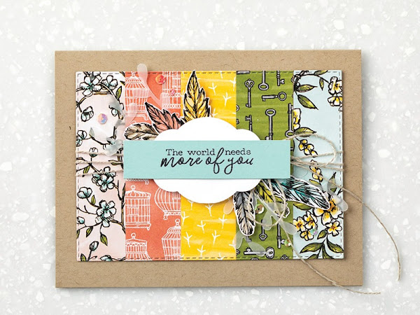 What Designer Series papers will you choose?