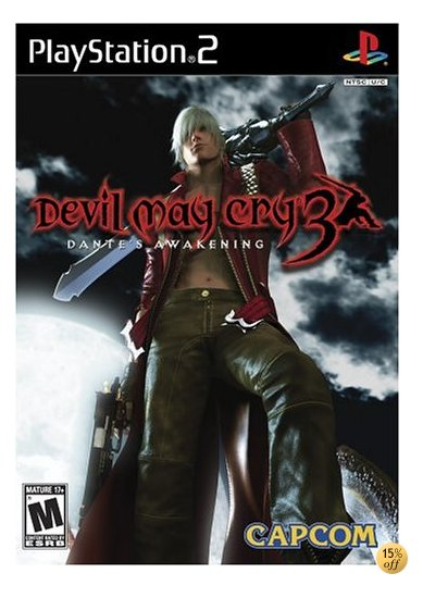 Devil%2Bmay%2Bcry%2B3 - Devil may cry 3 | Ps2